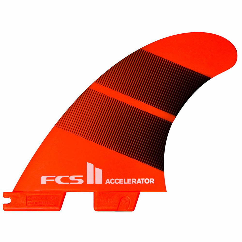 QUILHA FCS 2 ACCELERATOR NEO GLASS (LARGE)