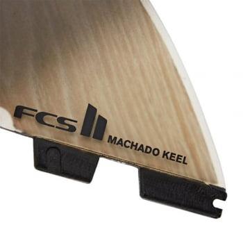 BIQUILHA FISH FCS 2 ROB MACHADO KEEL FINS PERFORMANCE CORE