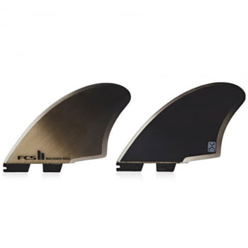 BIQUILHA FISH FCS 2 ROB MACHADO KEEL FINS PERFORMANCE CORE