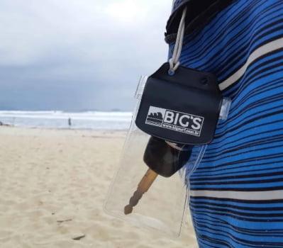 BAG PARA CHAVE DE CARRO BIG SURF