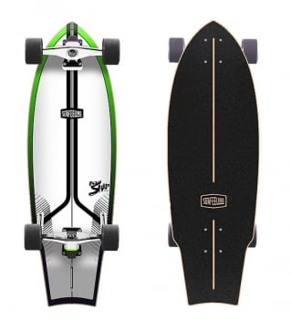 SKATE SIMULADOR DE SURF SURFEELING SNAP NEW GREEN