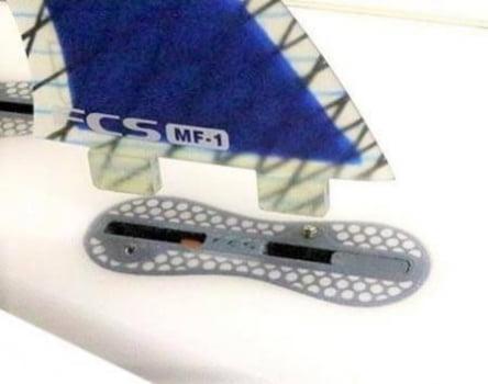 Adaptador de Quilhas FCS 2, para FCS 1 Tradicional.