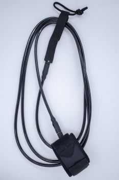 LEASH LONGBOARD ou SUP TS - 6,5mm / 10 pés DUPLO GIRADOR