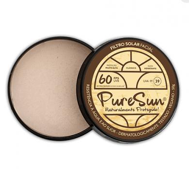 Protetor solar Pure Sun - FPS 60 - 50G