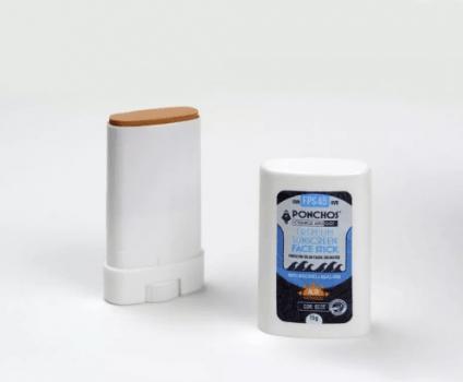 Protetor solar & labial Poncho - FPS 45 - 15G